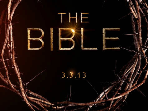"History Channel debuts ""Bible"""