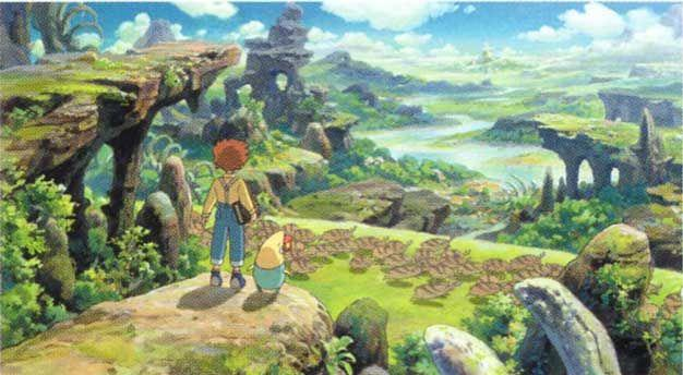 REVIEW: Ni No Kuni beats down the White Witch.