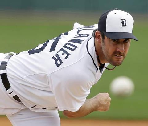 Justin Verlander signs 5-year extension with Tigers
