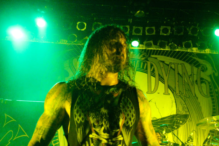 As I Lay Dying's Tim Lambesis arrested
