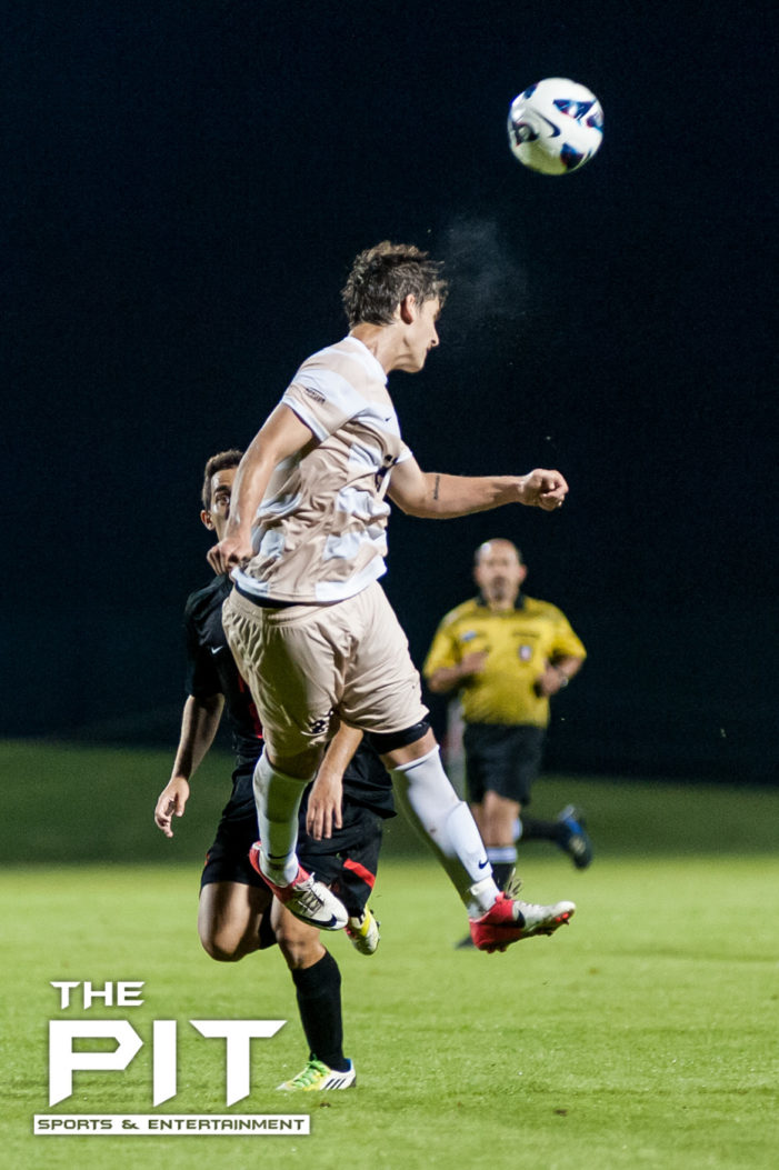 Oakland defeats Rio Grande 2-1 in first of three exhibition matches