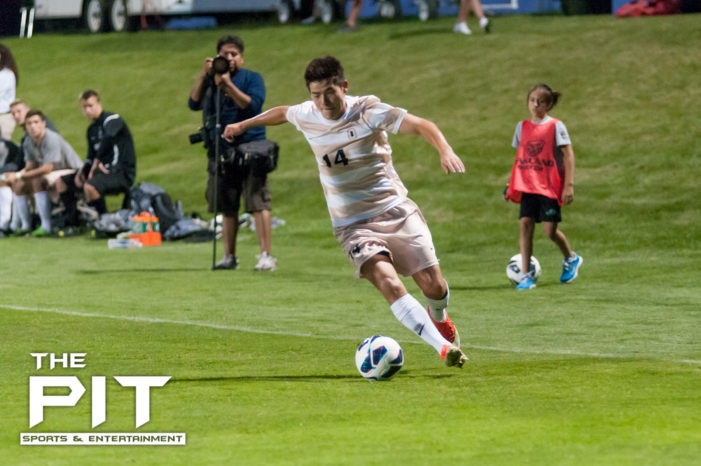 It's a draw! Oakland and Valparaiso play to 1-1 draw in Horizon match