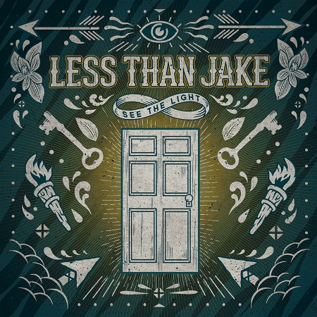 Less Than Jake takes you to the end of the tunnel with 'See The Light'