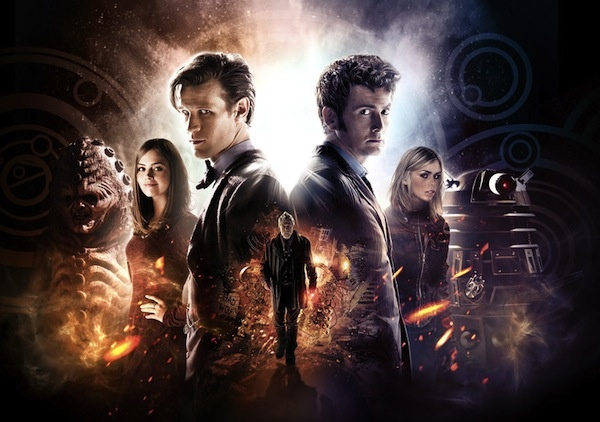 "Doctor Who – ""Day of the Doctor"""