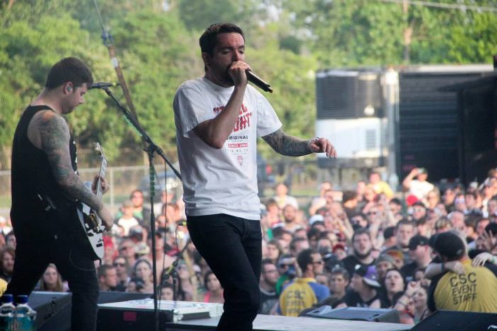 A Day To Remember announce SELF HELP Festival