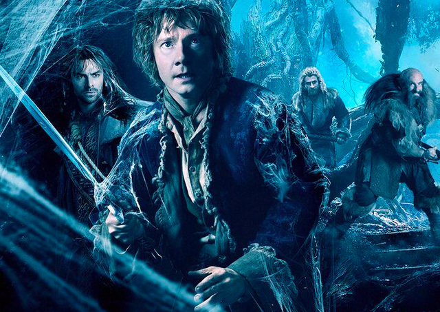 Movie Review – The Hobbit: The Desolation of Smaug