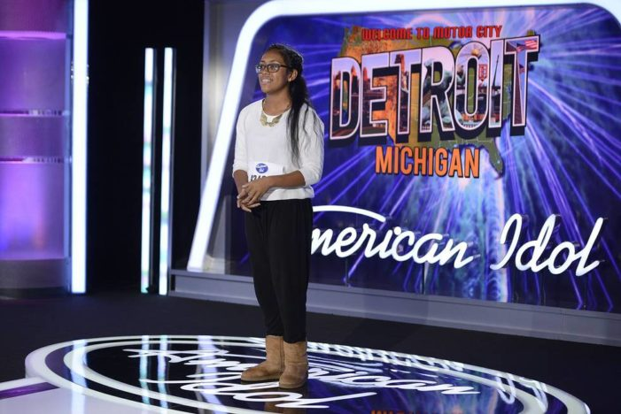 Southfield resident advances to second round of American Idol