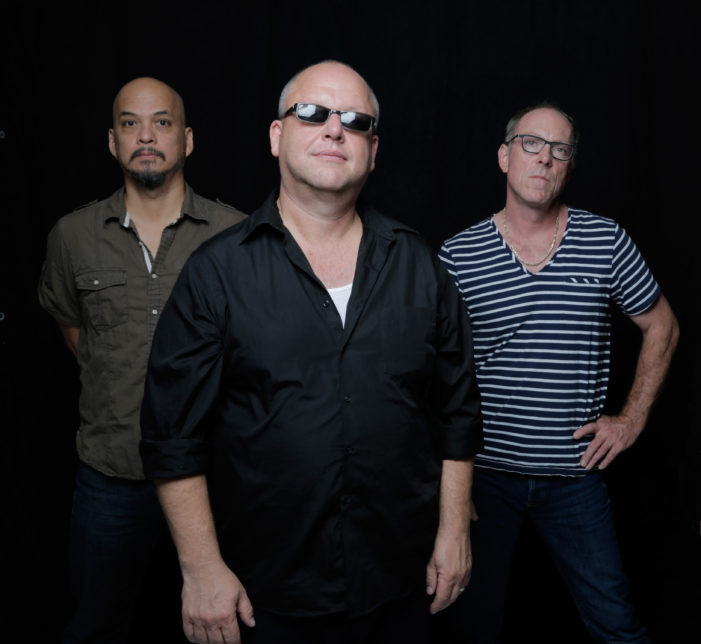 Pixies kick off North American tour after release of 2 EPs