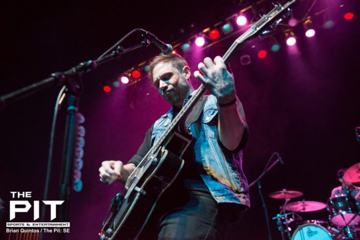 Airborne Toxic Event makes V Day '14 a night to remember