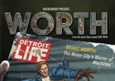WORTH: a new look at superheroes in the modern age