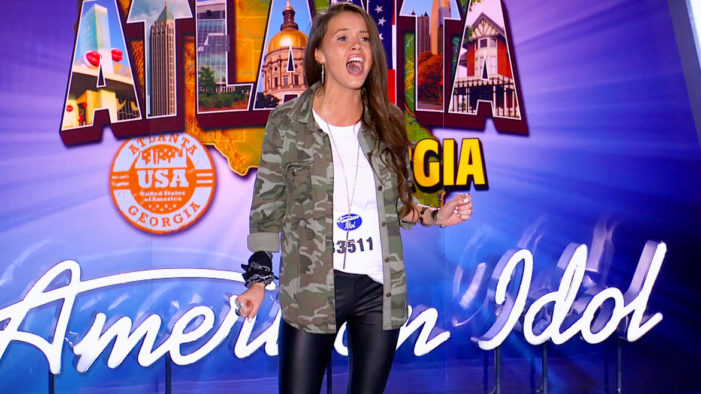 Kristen O'Connor eliminated from 'Idol,' looking to the future