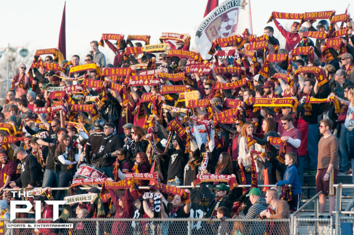 Detroit City FC set to host first-round match in 2014 U.S. Open Cup