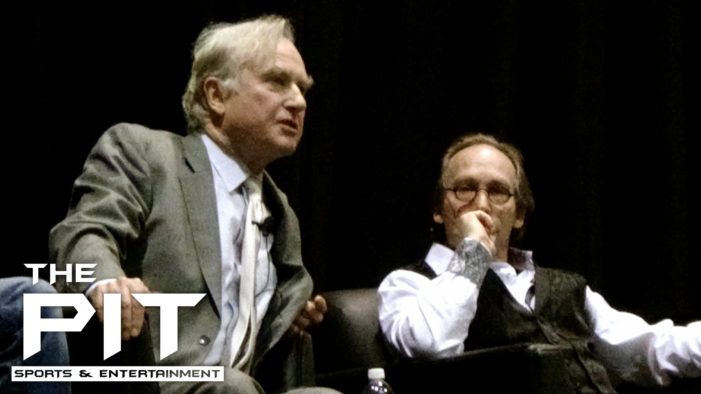 Dawkins, Krauss converge on UC San Diego for film screening