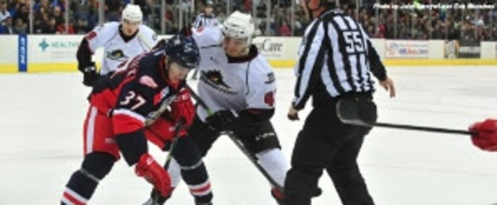 Chicago wins division with Grand Rapids loss
