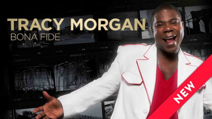 Tracy Morgan: Bona Fide debuts on Comedy Central (Spoiler Alert)