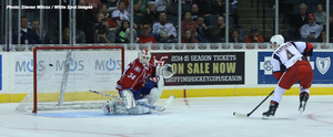 Griffins beat Hamilton Bulldogs in shoot out