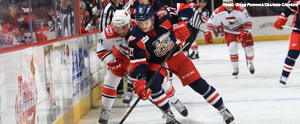 Griffins defeat Checkers 2-1