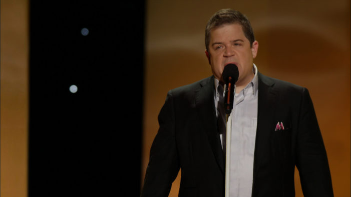 Patton Oswalt paints society's downfall with 'Tragedy Plus Comedy Equals Time'