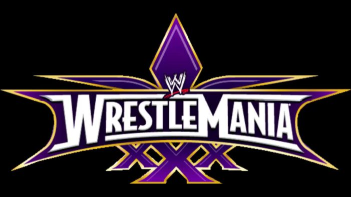 Wrestlemania XXX one to remember, for sure