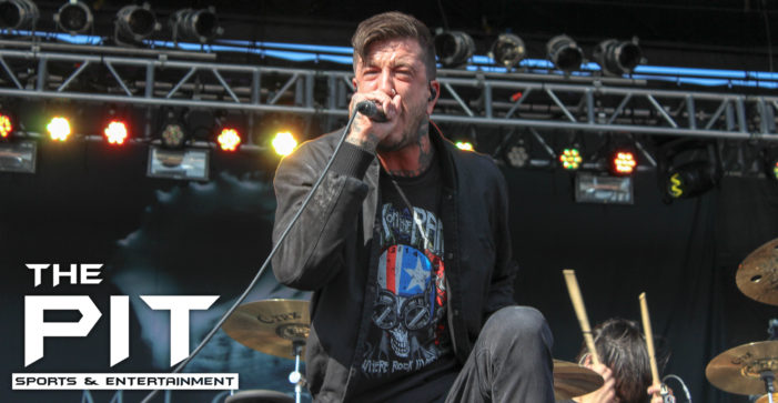 Of Mice & Men draw massive crowd at Rock On The Range