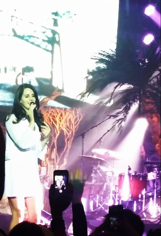 Lana Del Rey finally makes her way to Detroit