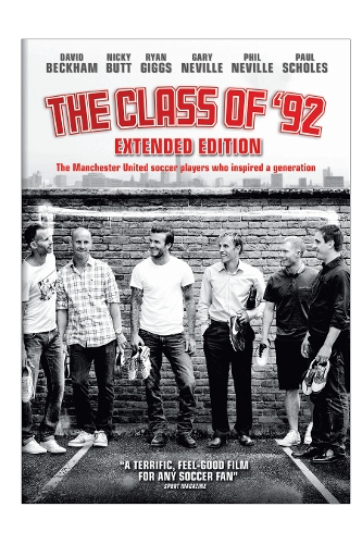 Manchester United Reunites in 'The Class of '92'