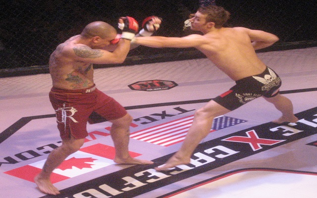 Triple X Cagefighting Legends 4: Stamann stays undefeated in main event