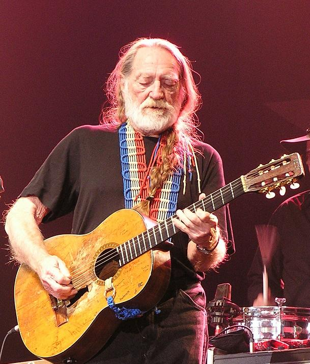 Willie Nelson's new album debuts at #1 on country charts