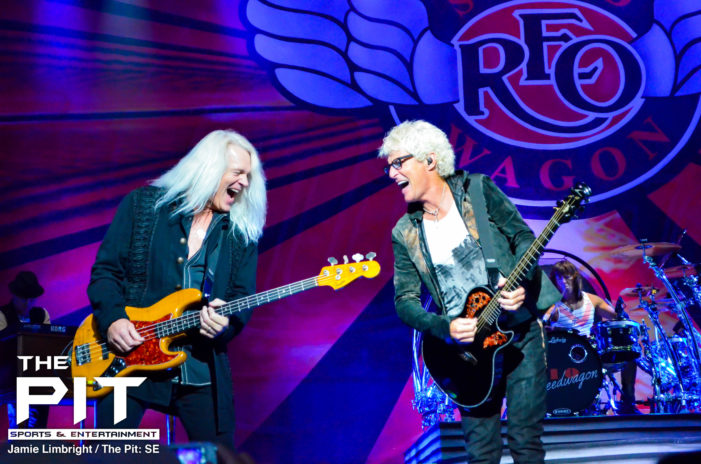Chicago and REO Speedwagon bring good vibes apart, together at DTE