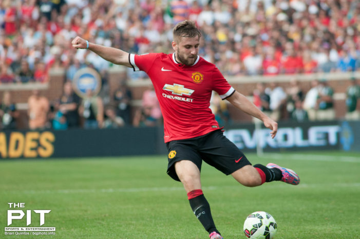 Manchester United topples Real Madrid, 3-1, in front of largest soccer crowd in U.S. history