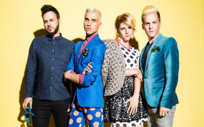 Neon Trees Announce 'First Things First' Tour, single 'Sleeping With A Friend' goes Gold Certified