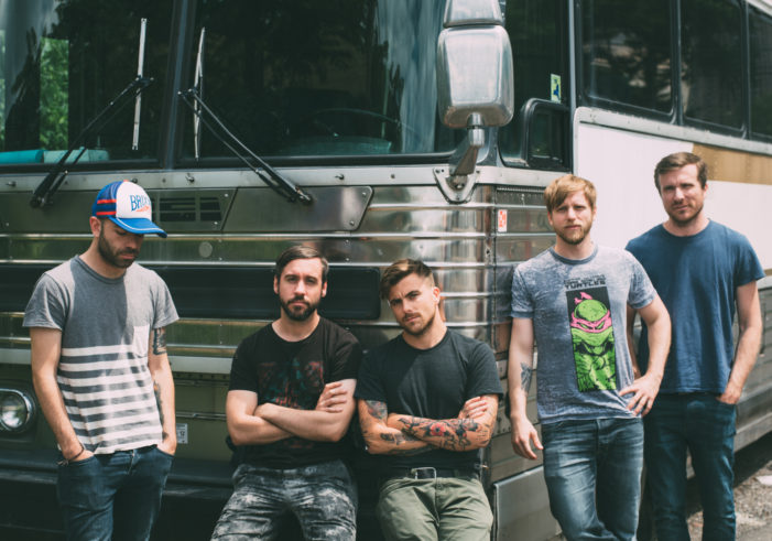 Circa Survive sign with Sumerian Records, set to release deluxe edition of 'Violent Waves' on September 9th