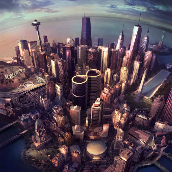 Foo Fighters to release 'Sonic Highways' worldwide on November 10th