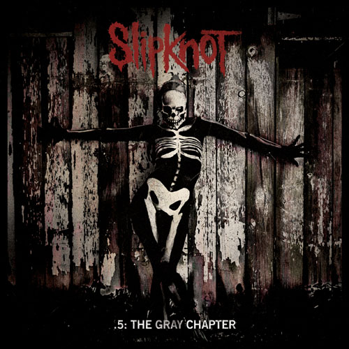 Slipknot announce upcoming album '.5: The Gray Chapter'; will embark on 'Prepare For Hell' tour with Korn and King 810