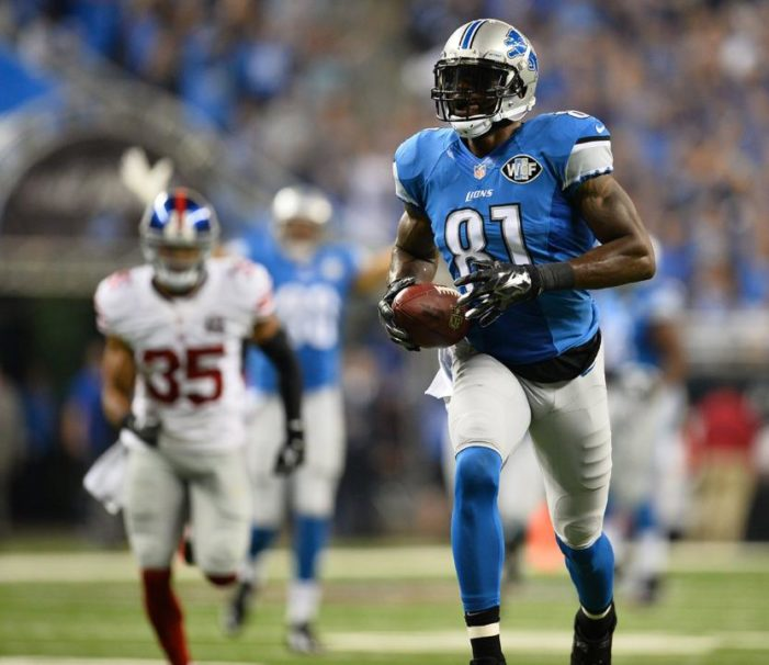Lions fire on all cylinders to dominate Giants, 35-14