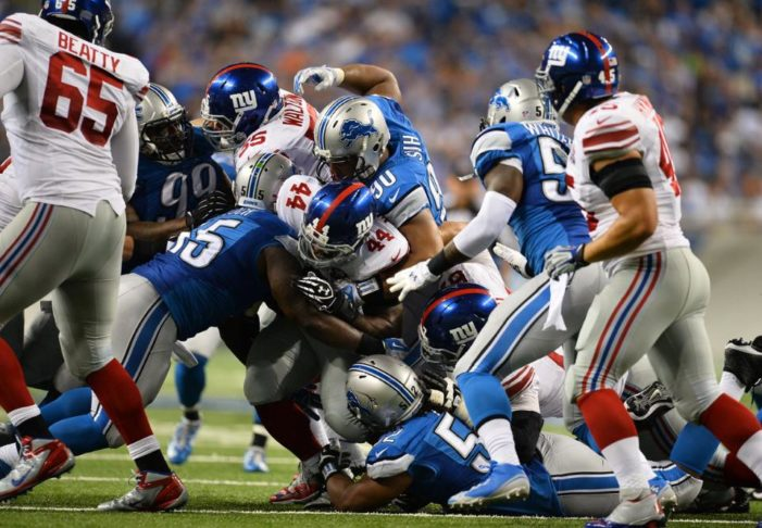 The Lions Den: What does Detroit need to stop Carolina?