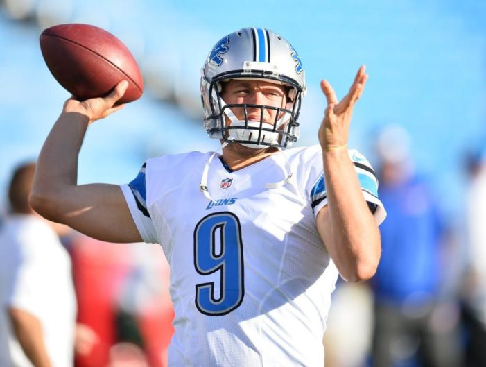 Four Downs in the Lions Den: a prime time affair