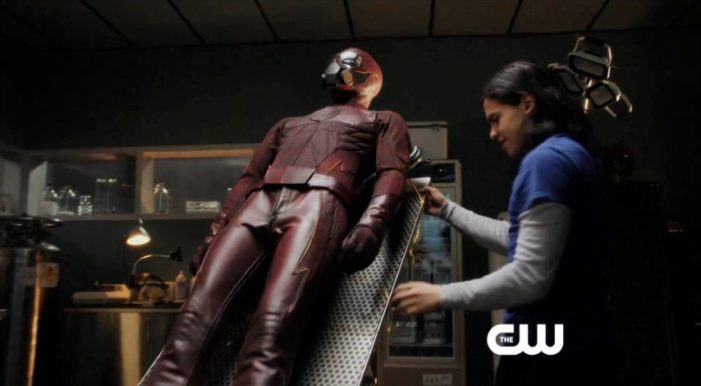 The CW has new 'Flash' point
