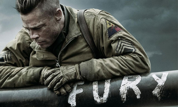 'Fury' not just another war movie