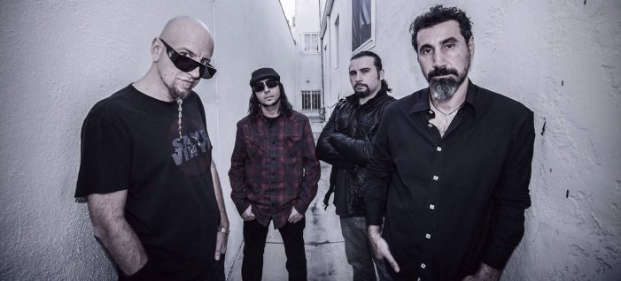 System of a Down to play Armenia for the first time