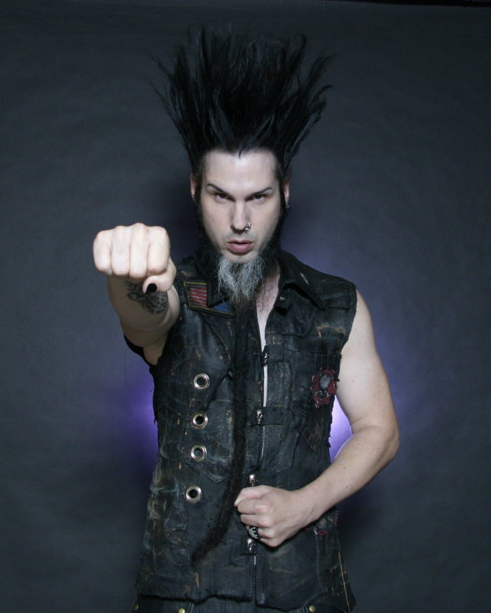Wayne Static, Founder of Static-X, Passes Away At Age 48