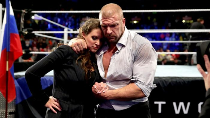 Triple H is right: We need The Authority