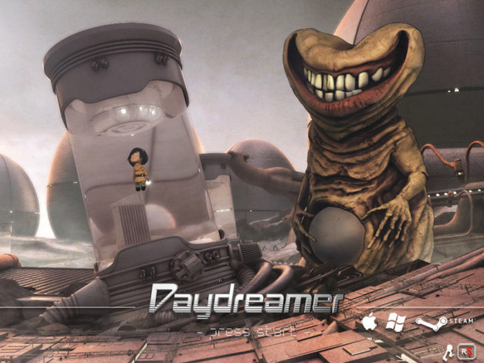 Daydreamer video game combines vintage and modern ideas