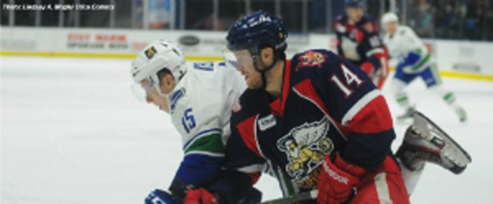 Griffins fall to the Comets