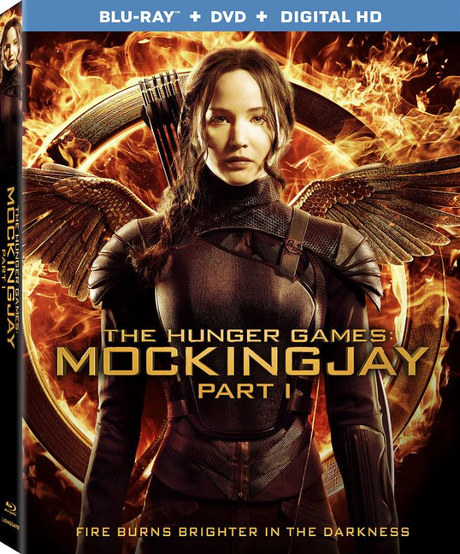 "Number One Film ""The Hunger Games: Mockingjay Part 1"" Releases to DVD"