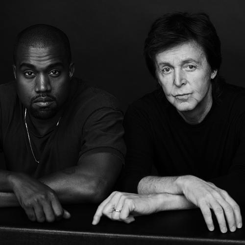 "Kanye West, Paul McCartney release ""Only One"" via iTunes"