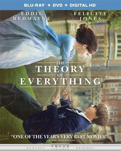"Academy Award Nominee ""The Theory of Everything"" Comes to DVD"