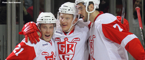 Griffins win 4-2 over Admirals
