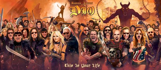 Dio's Legacy and a Grammy win help fight Cancer