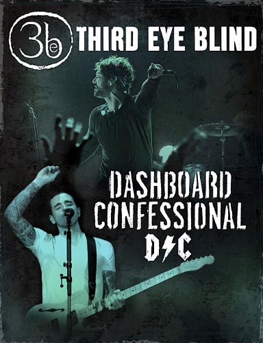 Third Eye Blind and Dashboard Confessional to co-headline tour